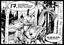 Балканска смотра младих стрип аутора 2015
