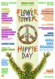 Flower Power Hippie Day