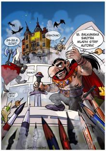 18. Балканска смотра младих стрип аутора
