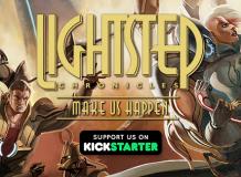 Lightstep Chronicles – српски стрип пројекат на Kickstarteru